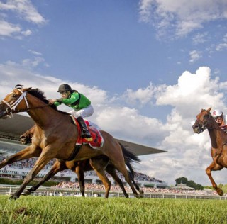 The Pizza Man To Take Final Bow In Arlington Million?
