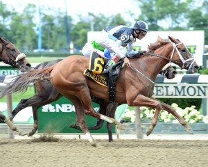 Beldame Stakes 2015 Curalina