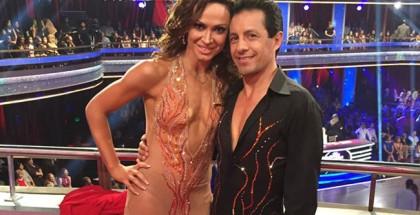 Dancing with the stars victor espinoza