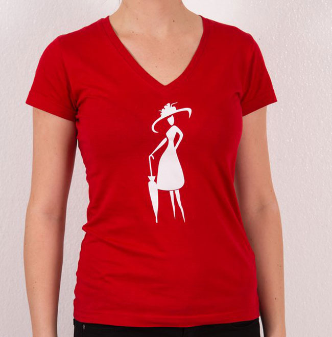 Fashion at the Races T-shirt