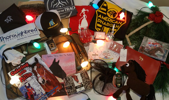 Horse racing Fan Holiday Gift Guide