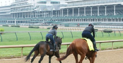 Whitmore Horse Kentucky Derby 2016