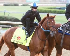 Gun Runner Horse Kentucky Derby