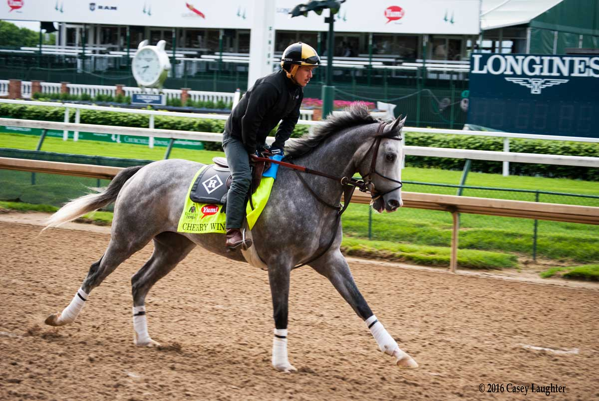 Preakness Stakes Cherry Wine