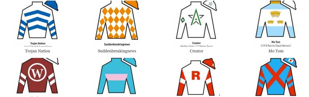 Kentucky Derby 2016 Silks Colors And Patterns