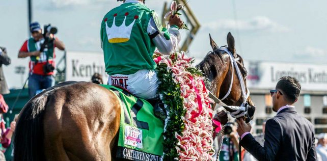 Kentucky Oaks 2017 Silks Colors and Patterns