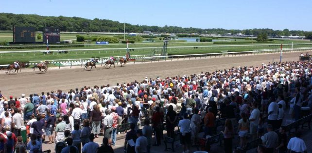 Eight For 2021 Belmont Stakes