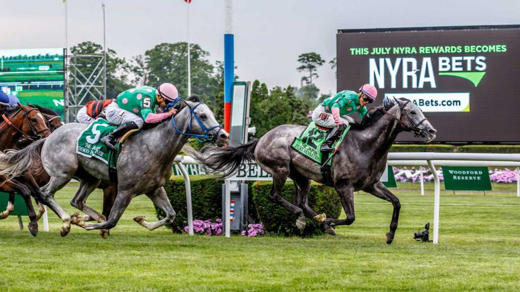Goal sports betting results for belmont