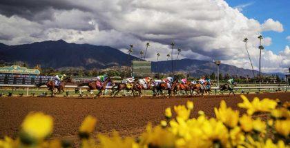 Gold Cup at Santa Anita