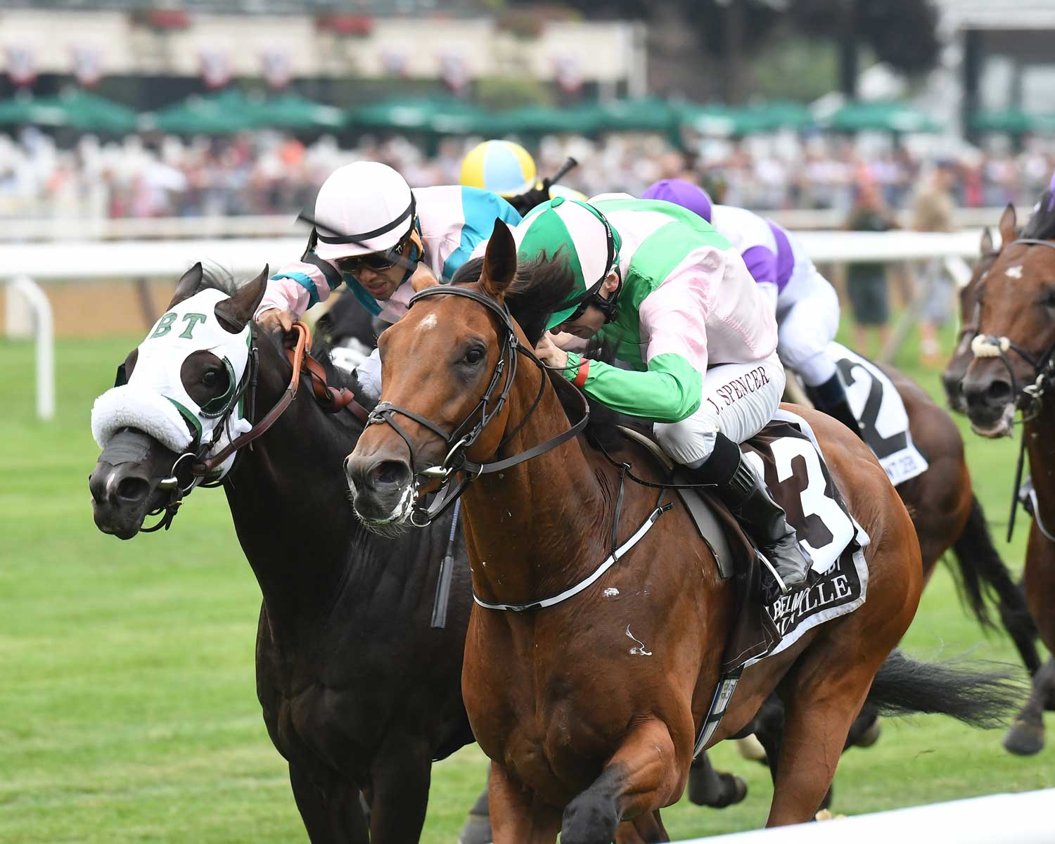 More Gi Success For Galileo With Deauville