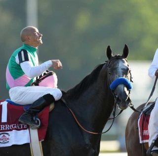 Arrogate Stands Out In San Diego Handicap Return
