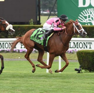 Catch a Glimpse, Time and Motion Rematch in Lake Placid Stakes