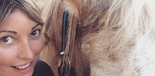 Learning to Ride a Horse: A Beginner's Story