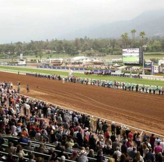 188 Pre-Entered For Breeders' Cup 2019