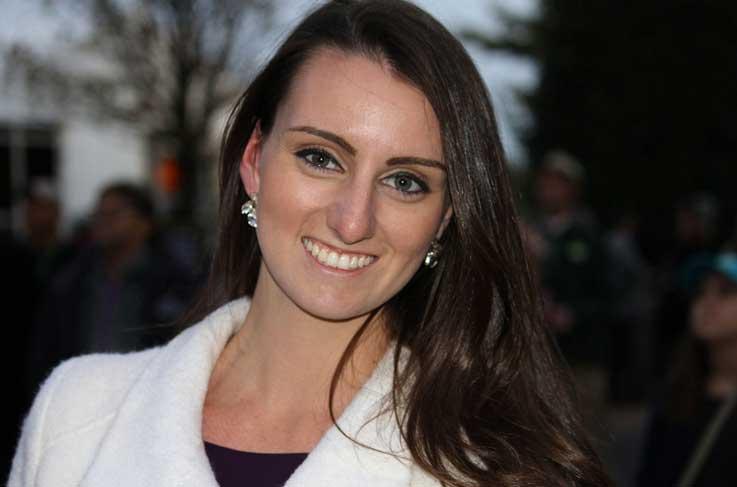Megan Devine Moves Forward In New Santa Anita Role