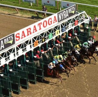 Saratoga Set For 156th Season With Thursday Opening