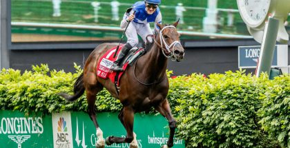 Tepin Woodbine Mile 2016