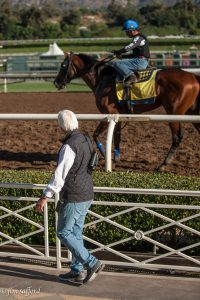 Klimt, Bejarano and Baffert 10/19/16