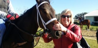 From Hot Dogs to Hip Numbers: One Woman's Journey Into Racehorse Ownership