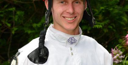 Jockey Dylan Davis. Photo: NYRA
