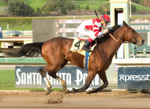 Battle of Midway at Santa Anita. Photo: Benoit