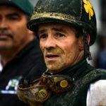 Jockey Brice Blanc. Photo: Jordan Sigmon