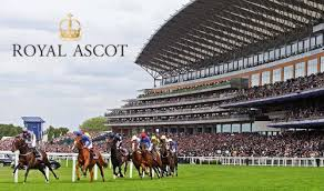 Ascot Grandstand. Photo: Ascot Racecourse