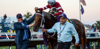 Gun Runner Wins Breeders' Cup Classic in Decisive Fashion