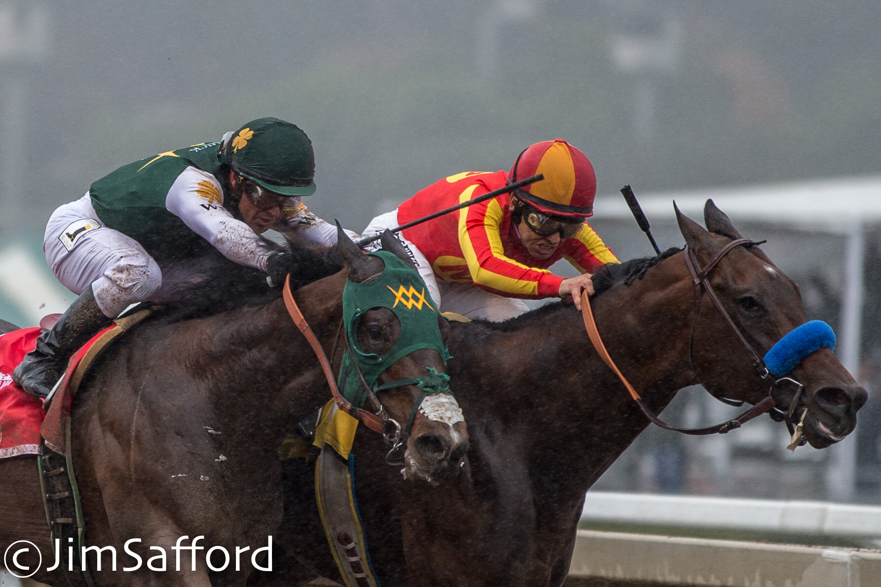 Santa Anita Derby A West Coast Showdown Between Veteran