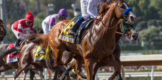 Justify Does Just That For Kentucky Derby With Santa Anita Derby Win