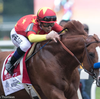 Justify Achieves Immortality As Racing's 13th Triple Crown Winner