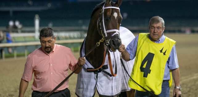 Pacific Classic Will Guarantee One Of Ten A Spot In Breeders' Cup Classic Gate